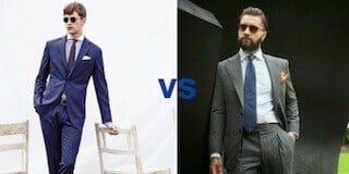 Porter un costume avec ou sans ceinture ?
